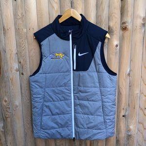 Nike Wheelock Lacrosse puff vest size m